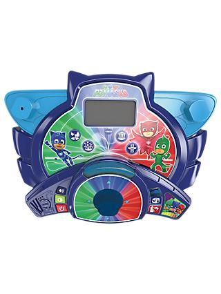 VTech PJ Masks Super Learning Headquarters Games Tablet