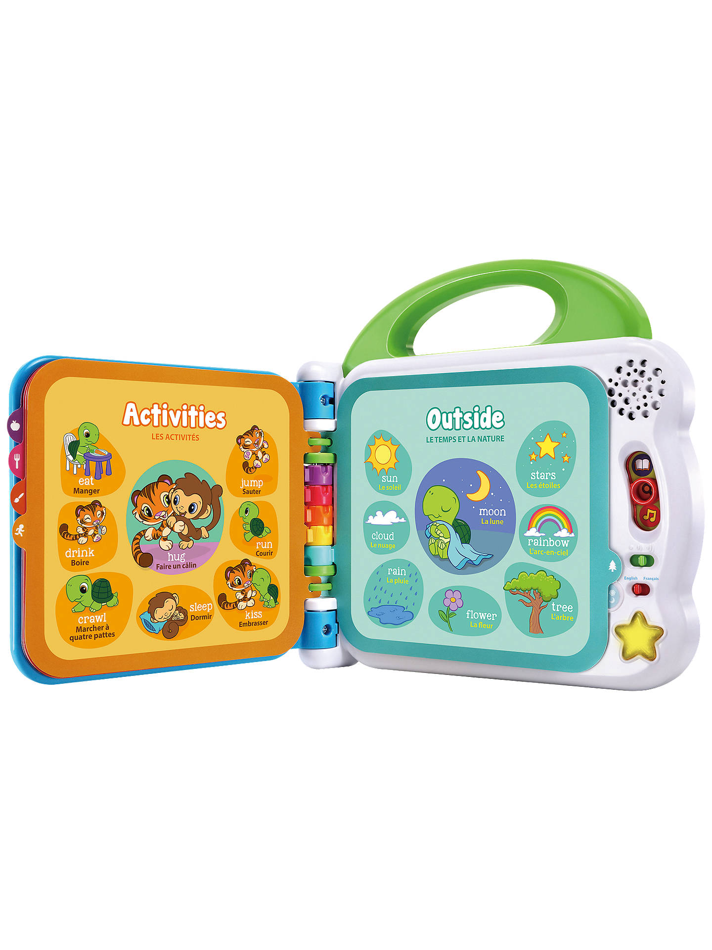 BuyLeapFrog Learning Friends 100 Words Book Online At Johnlewis