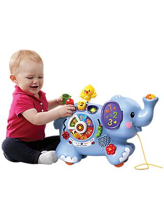 VTech Pull And Play Elephant