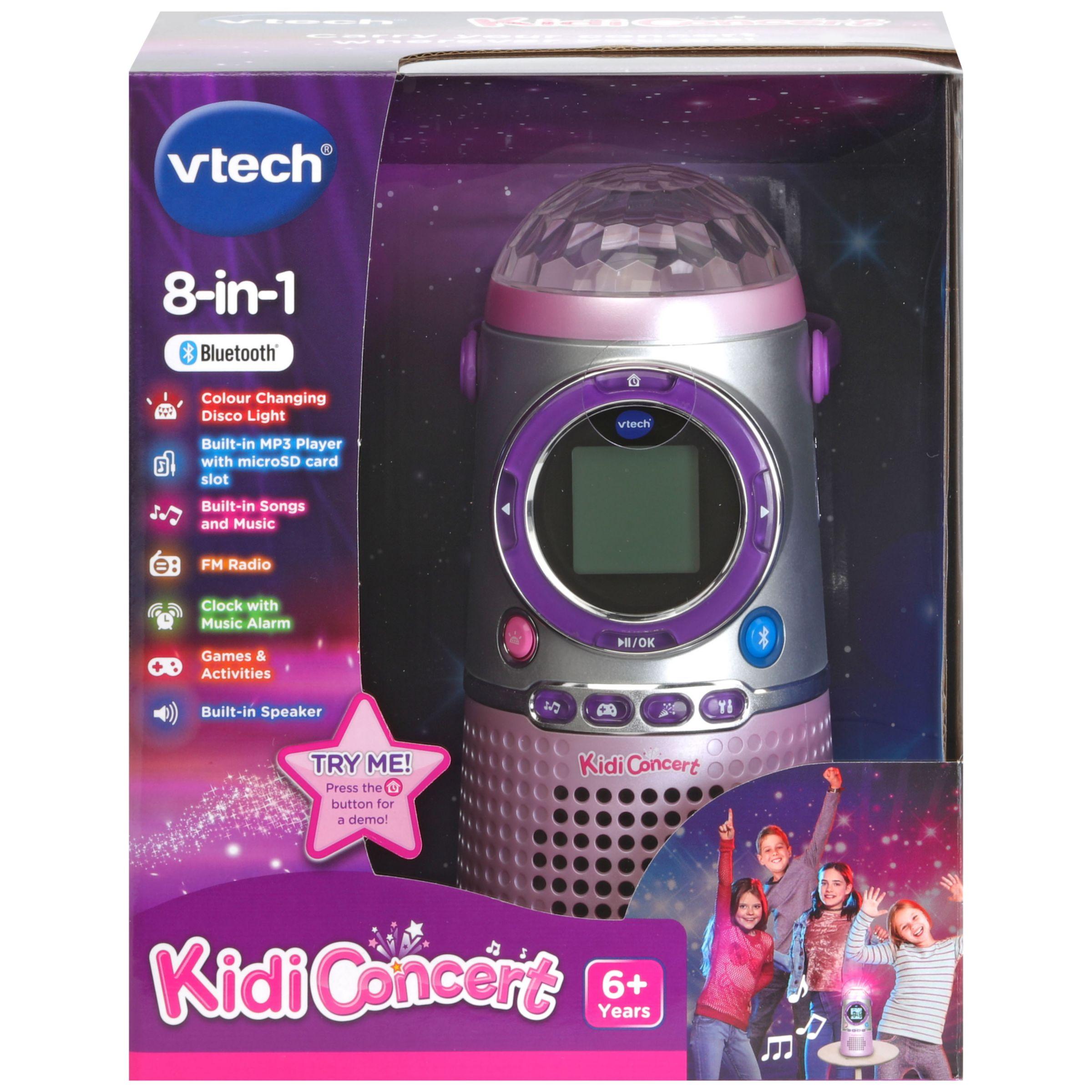 Vtech VTech 8-in-1 Kidi Concert, Pink