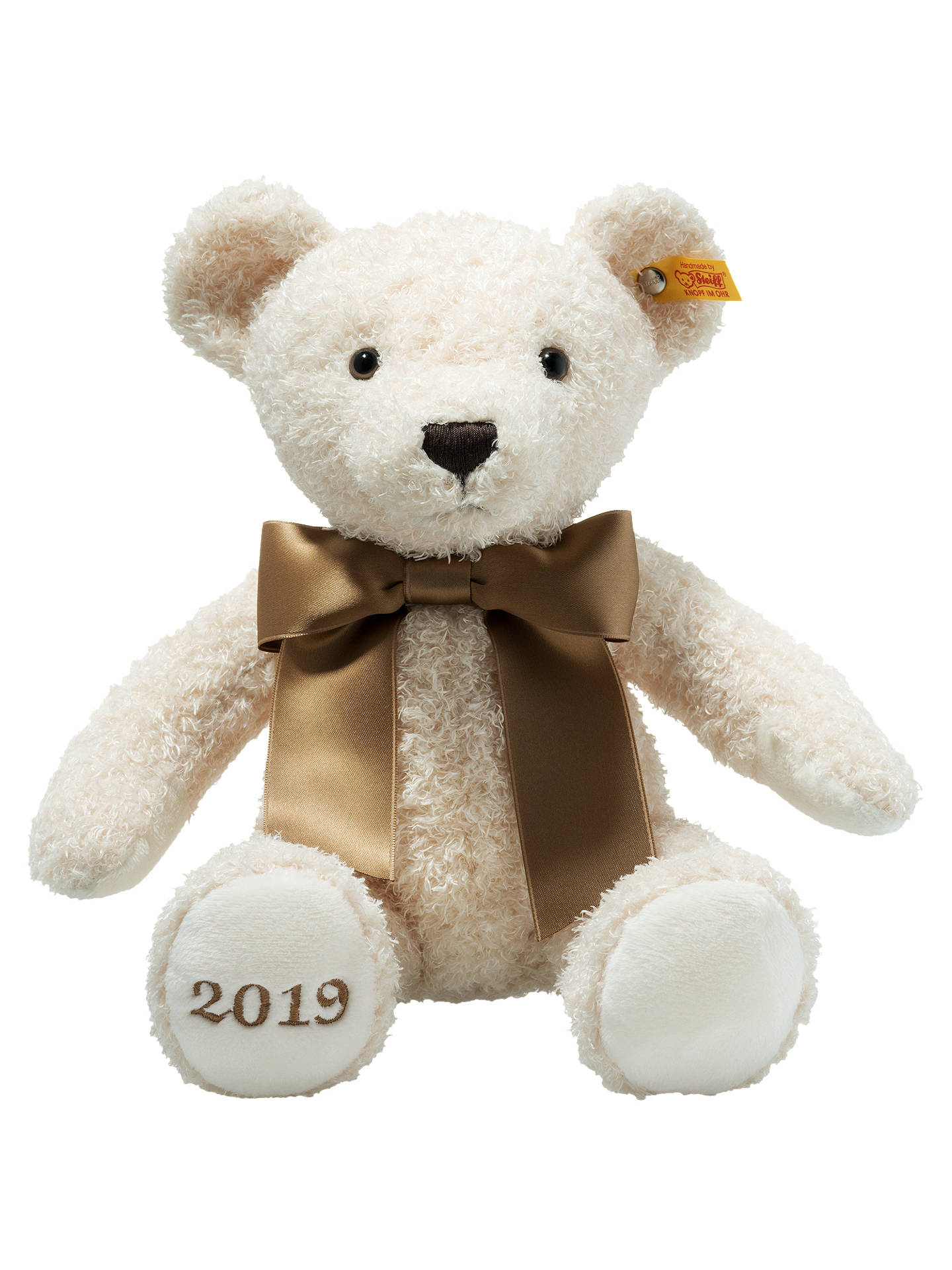 a215166232fae Buy Steiff Cosy Year 2019 Teddy Bear Soft Toy Online at johnlewis.com