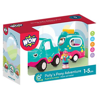 WOW Toys Pollys Pony Adventure
