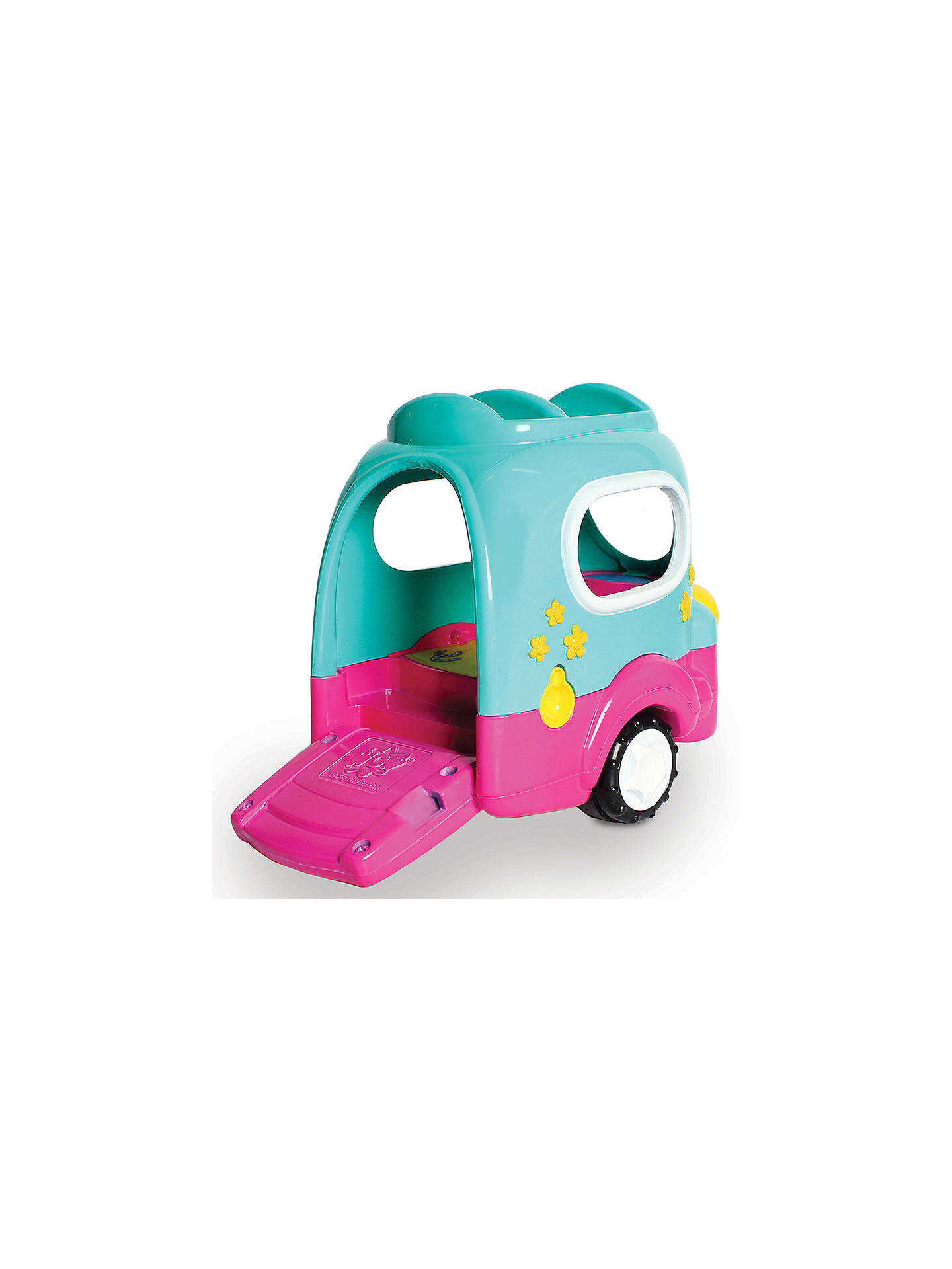 Buy WOW Toys Polly's Pony Adventure Online at johnlewis.com