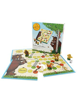 The Gruffalo Snakes and Ladders Game
