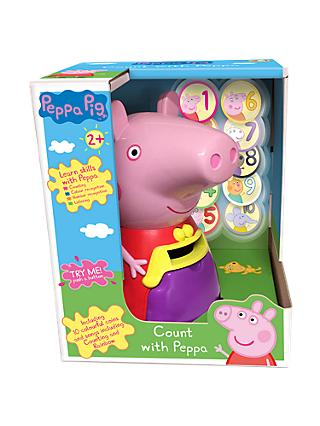 893677821f Peppa Pig Count With Peppa