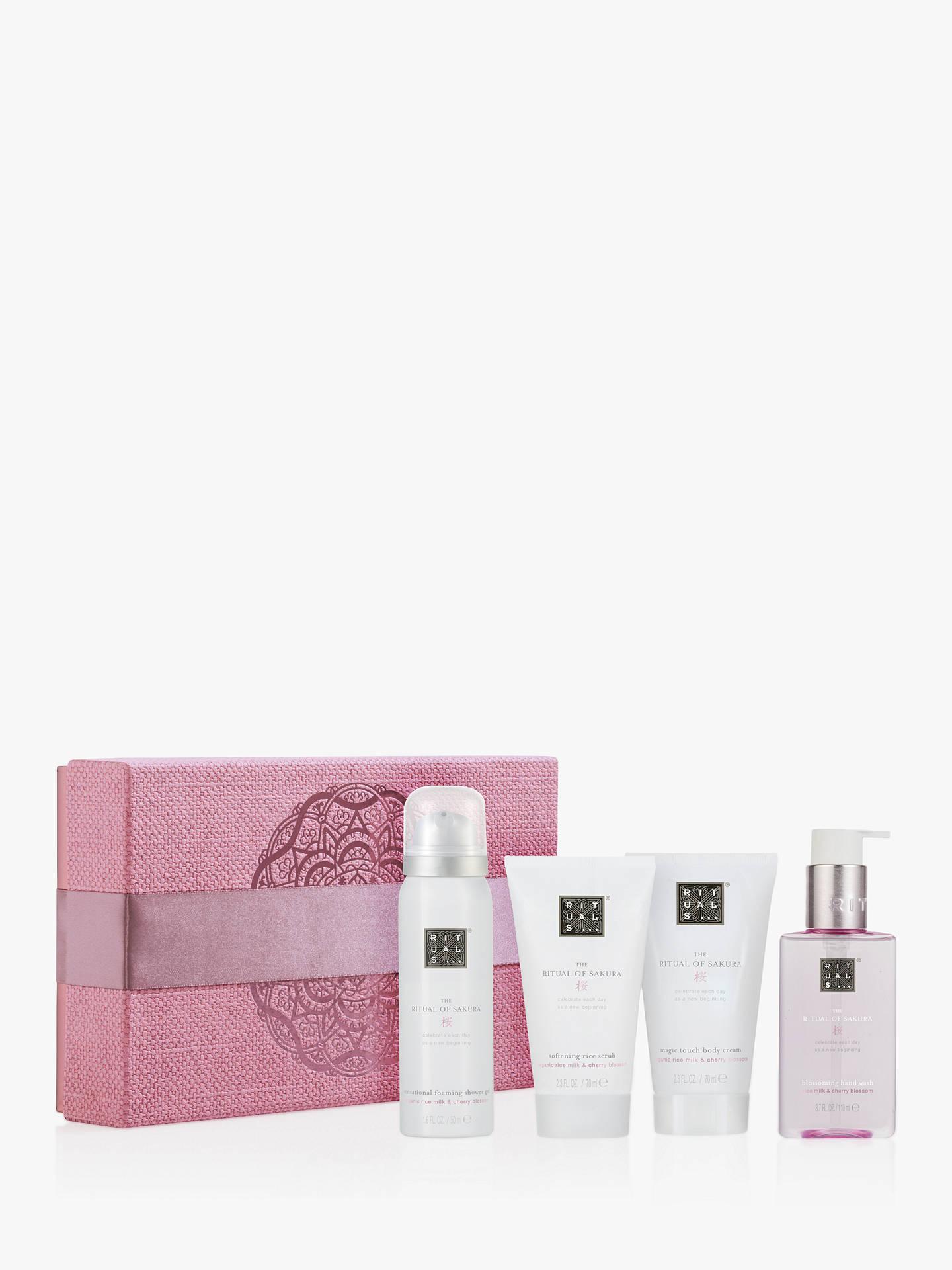 2cf05e7b6610 Buy Rituals The Ritual of Sakura - Renewing Treat Small Body Care Gift Set  Online at
