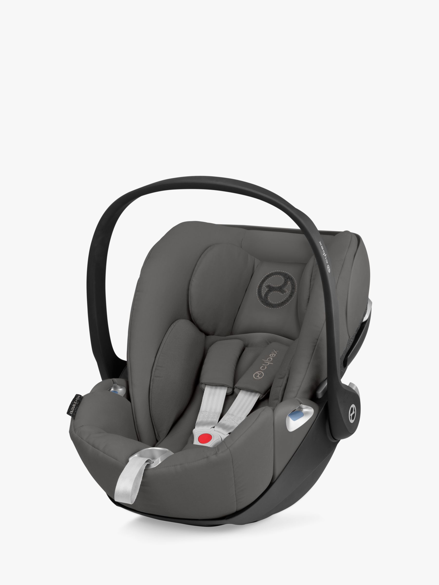 Cybex Cybex Cloud Z i-Size Group 0+ Baby Car Seat, Manhattan Grey