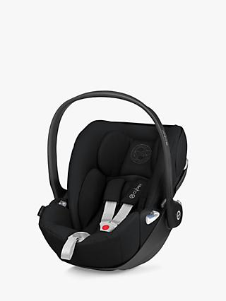 Cybex Cloud Z i-Size Group 0+ Baby Car Seat, Stardust Black