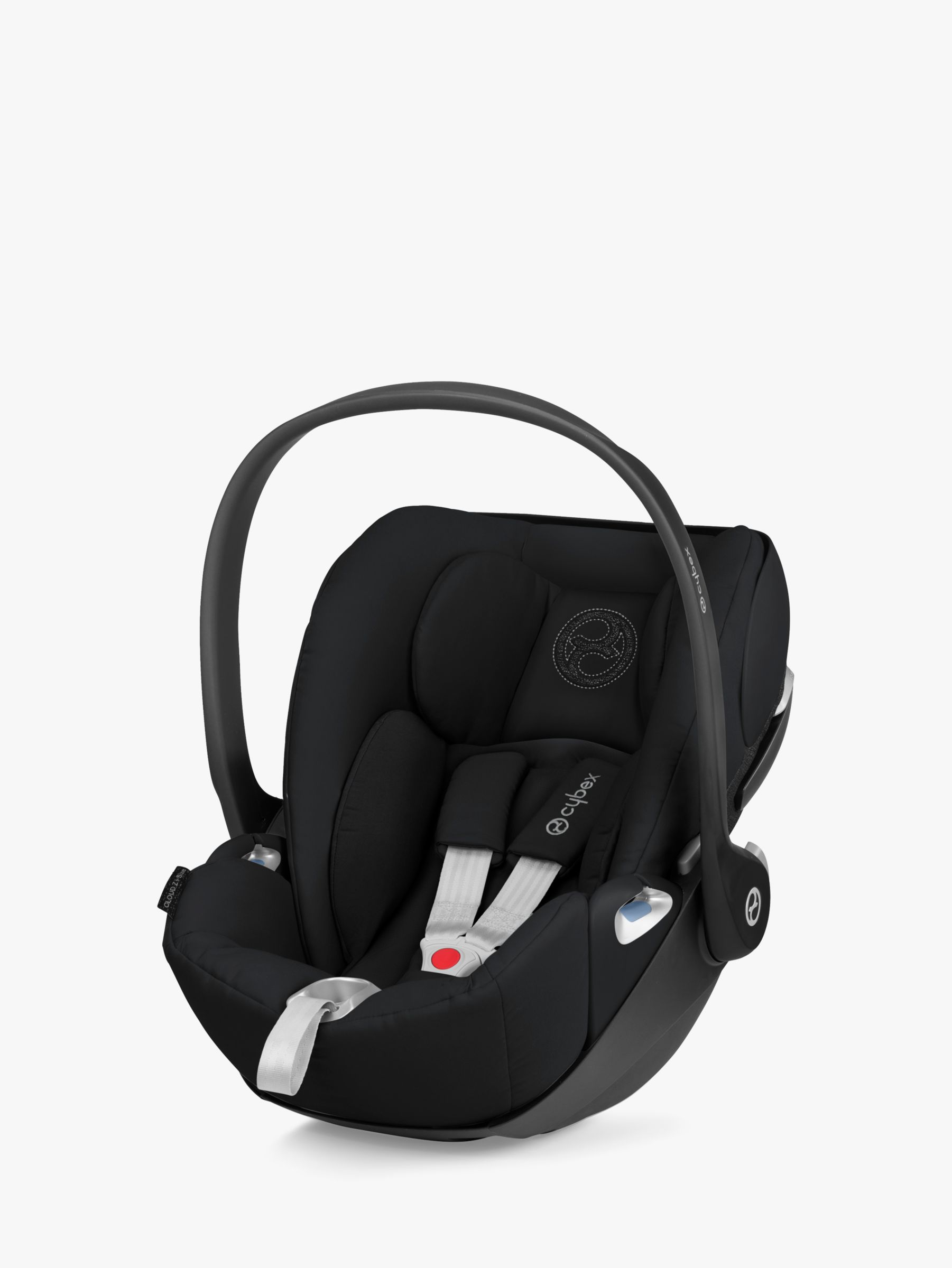 Cybex Cybex Cloud Z i-Size Group 0+ Baby Car Seat, Stardust Black