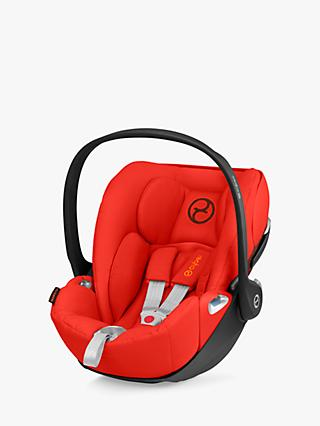 Cybex Cloud Z i-Size Group 0+ Baby Car Seat, Autumn Gold