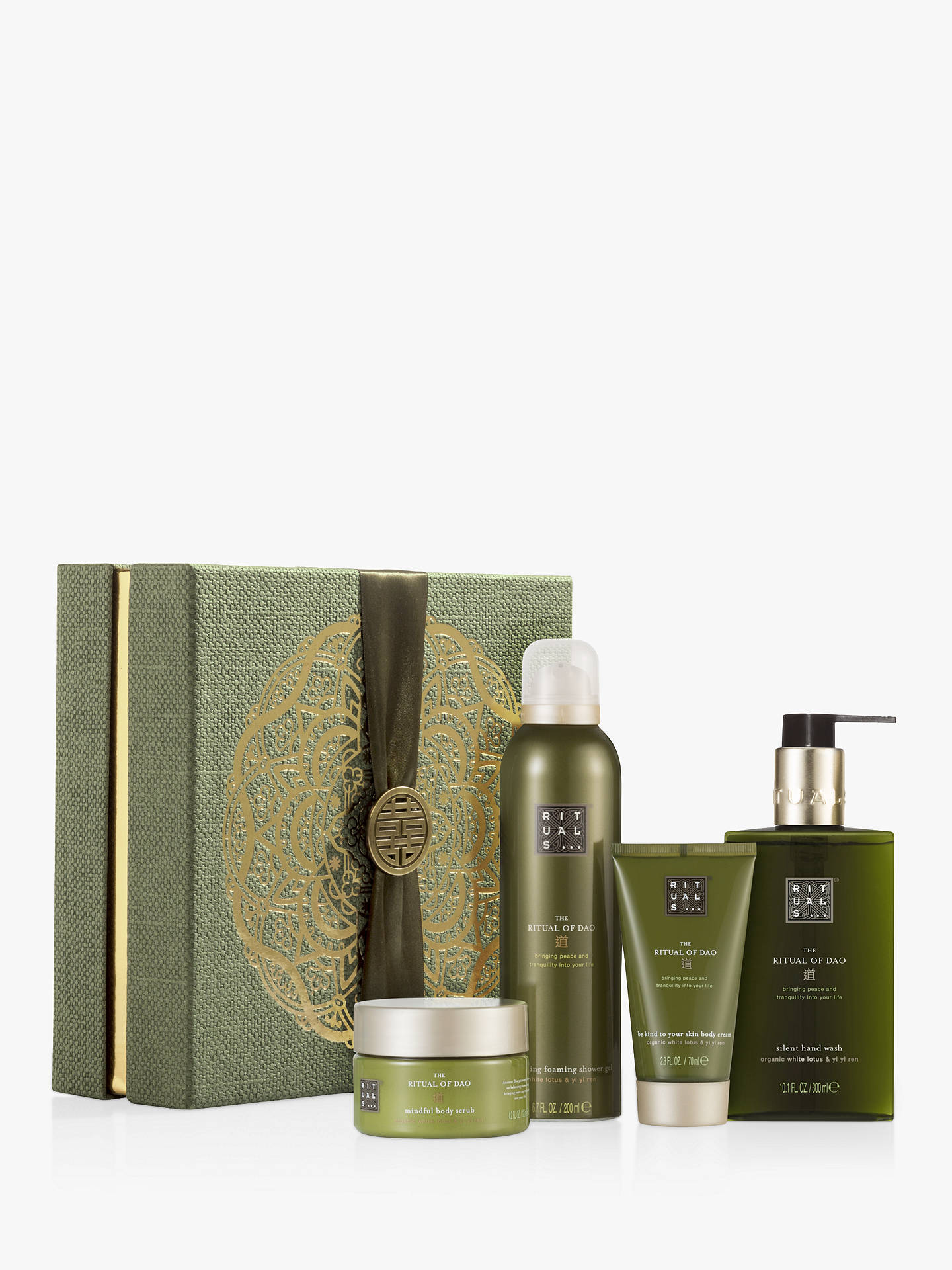 BuyRituals The Ritual of Dao - Calming Ritual Medium Body Care Gift Set Online at johnlewis.com