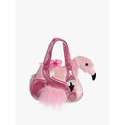 Aurora World Fancy Pals Ava Flamingo Soft Toy