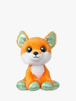 Aurora World Sparkle Tales Poppy Fox Soft Toy