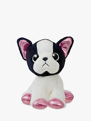 Aurora World Sparkle Tales French Bulldog Soft Toy
