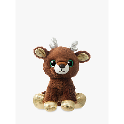 Aurora World Sparkle Tales Jingle Reindeer Soft Toy