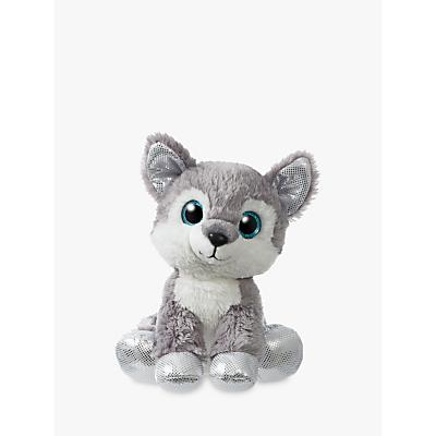 Aurora World Sparkle Tales Husky Soft Toy