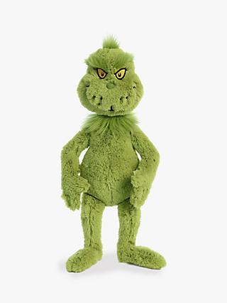"Dr Seuss The Grinch 18"" Soft Toy"