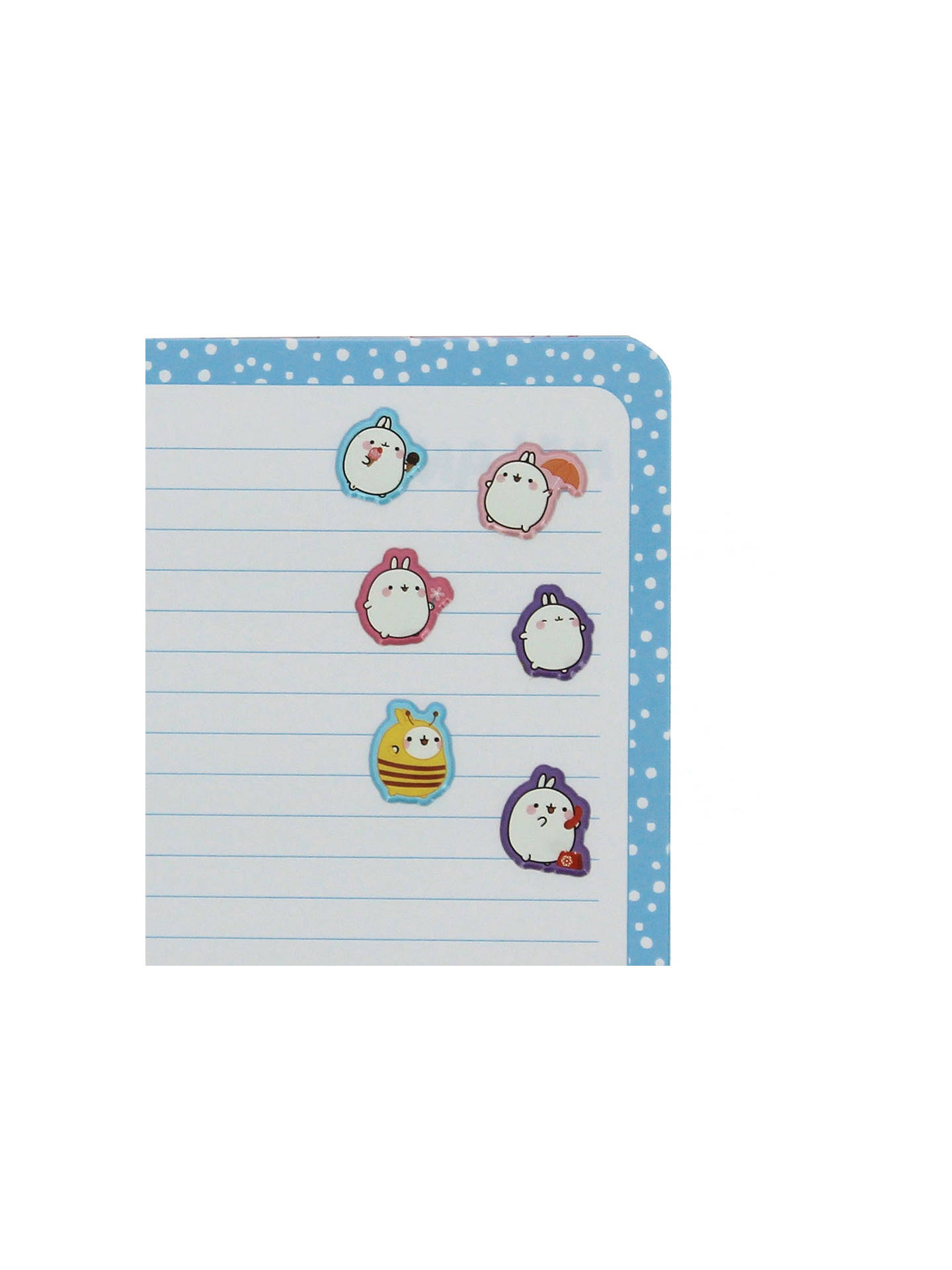 Buy Blueprint Pic N Mix Molang Stickers Online at johnlewis.com