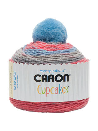 Buy Caron Cupcakes Yarn, Fruit Punch Online at johnlewis.com