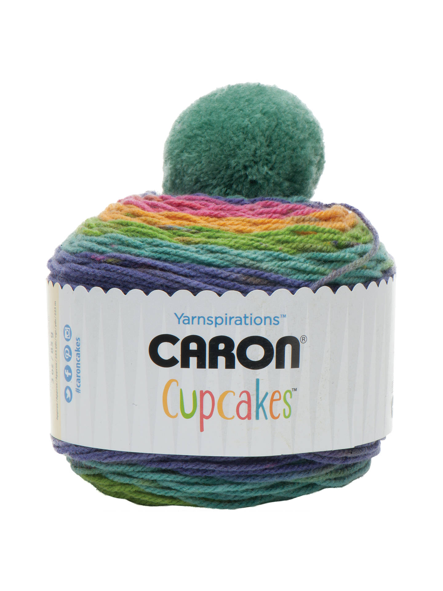 Buy Caron Cupcakes Yarn, Candy Buttons Online at johnlewis.com