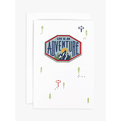 Image of Hotchpotch Adventure Patch Card