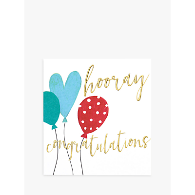 Image of Caroline Gardner Congratulations Card