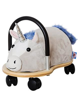 Hippychick Unicorn Wheely Bug Ride-On