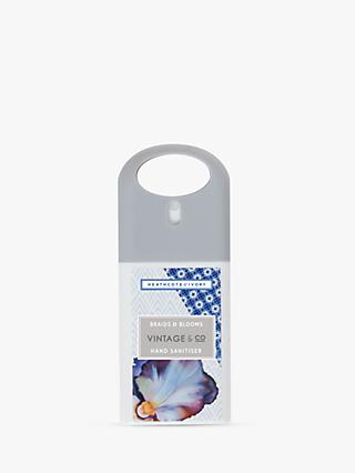 Vintage &  Co. Braids & Blooms Hand Sanitiser