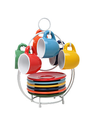 Buy Bialetti Espresso Carousel, Multi Online at johnlewis.com