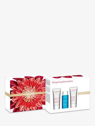 Clarins Pampering Favourites Bodycare Gift Set