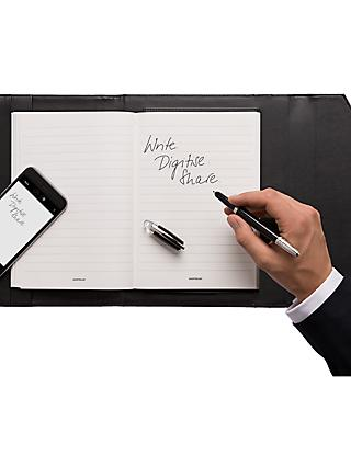 Montblanc Augmented Paper and StarWalker Writing Instrument