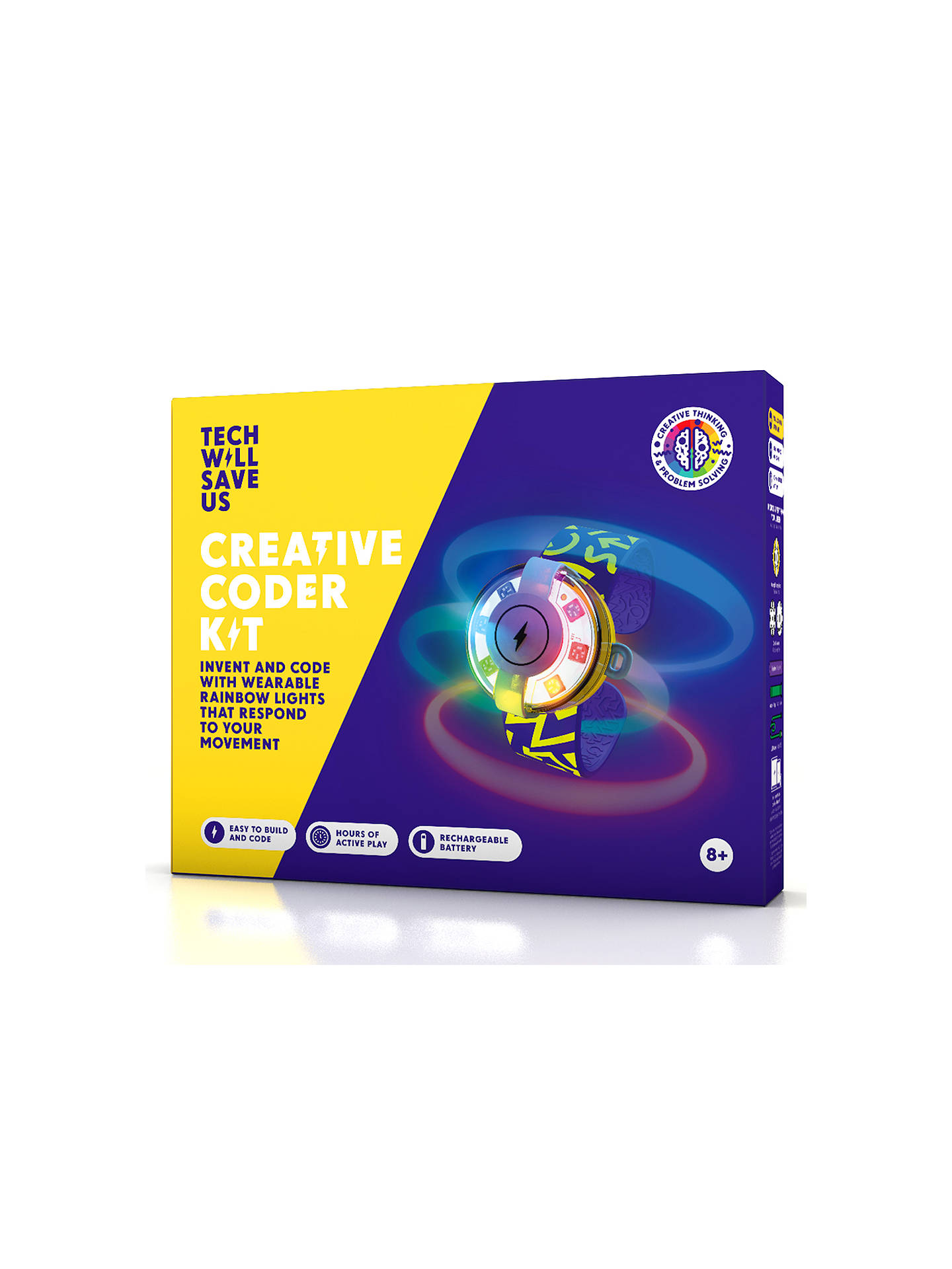 Buy Tech Will Save Us Creative Coder Kit Online at johnlewis.com