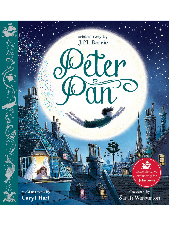 2591839b3b80 Peter Pan Rhyming Children s Book at John Lewis   Partners