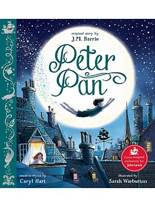 Peter Pan Rhyming Children's Book