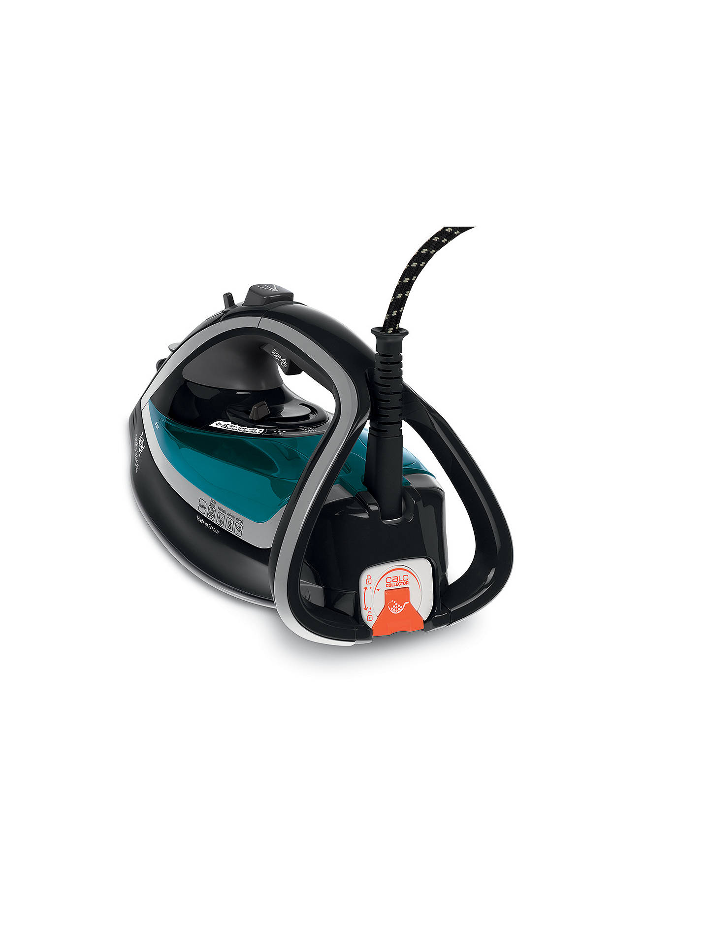 BuyTefal FV5640 Turbo Pro Steam Iron Online at johnlewis.com