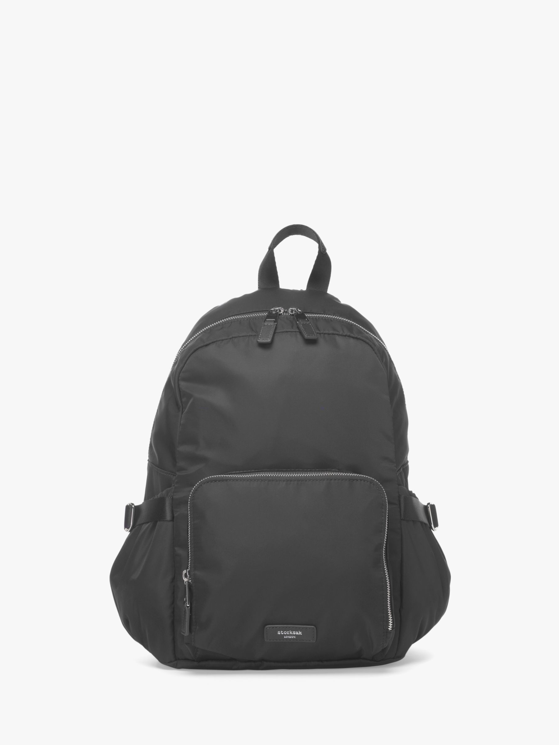 Storksak Storksak Hero Changing Backpack, Black