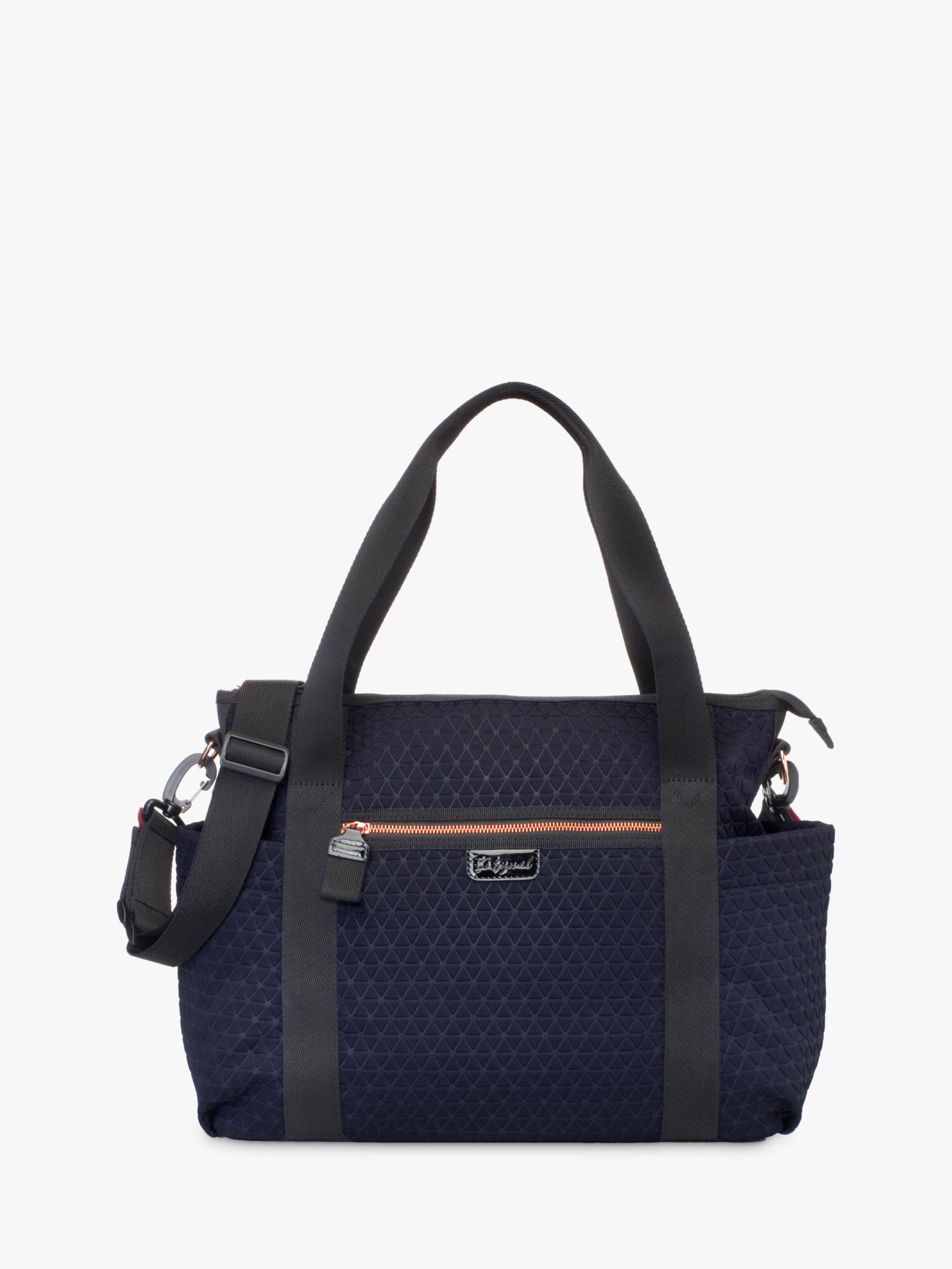 Babymel Babymel Cara Ultra-Lite Changing Bag, Navy Scuba