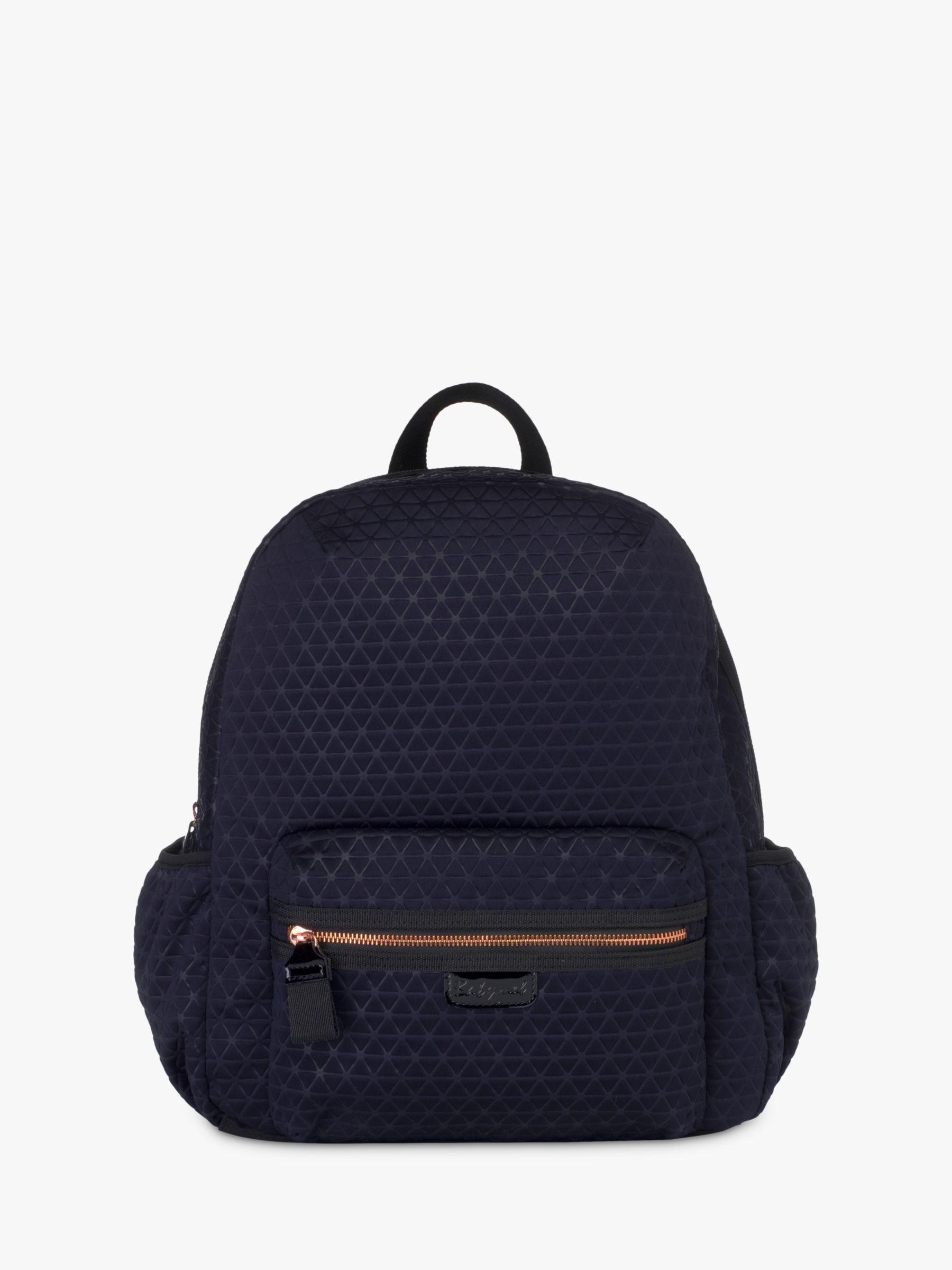 Babymel Babymel Luna Ultra-Light Backpack Changing Bag, Navy Scuba