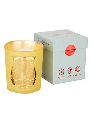Cire Trudon Baal Gold Scented Candle, 270g