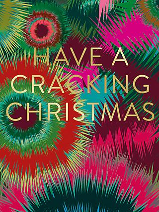 mint cracking christmas card - Mint Christmas Cards