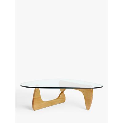Vitra Noguchi Coffee Table, Solid Oak