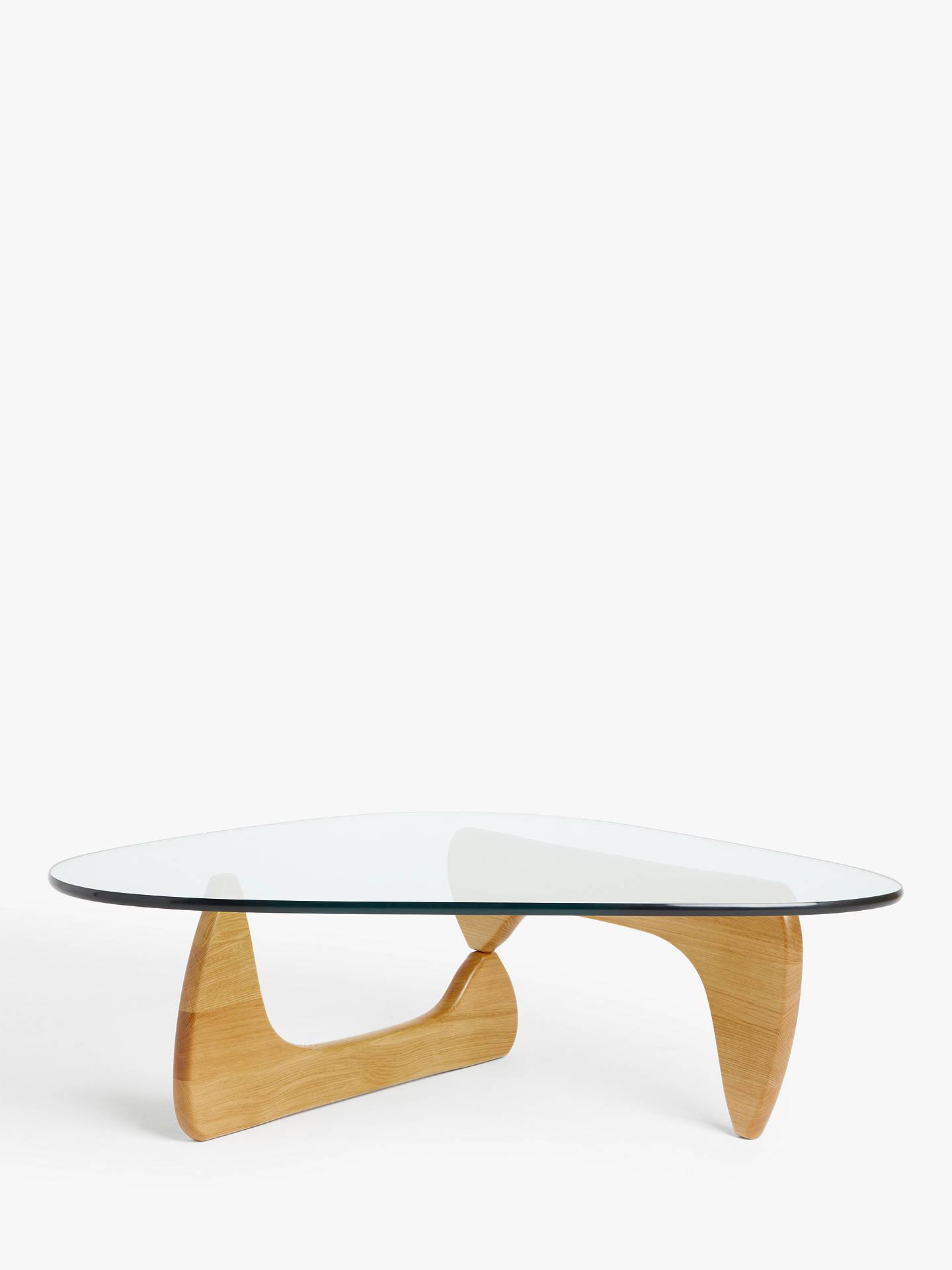 Vitra Noguchi Coffee Table Solid Oak