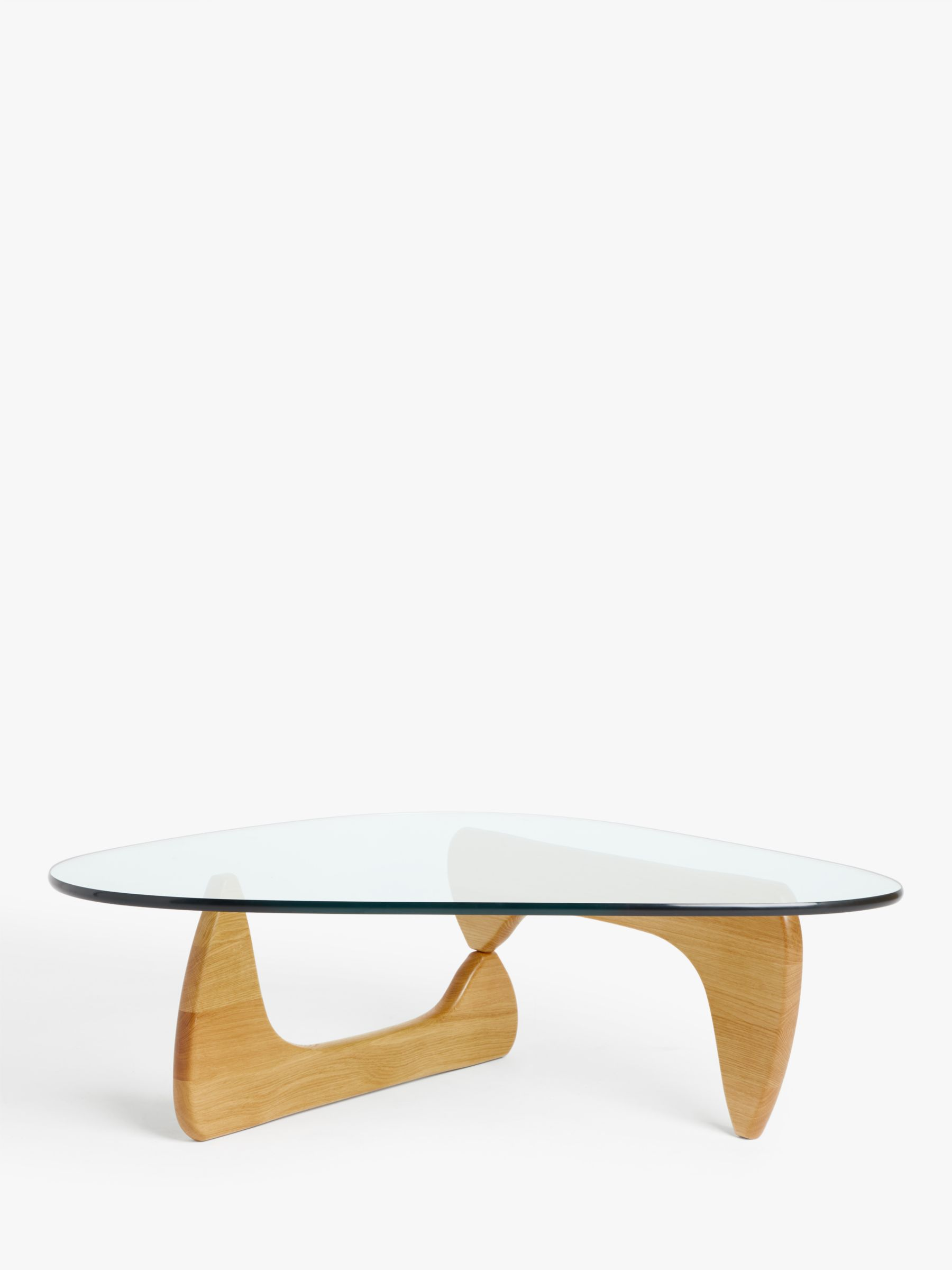 Vitra Vitra Noguchi Coffee Table, Solid Oak