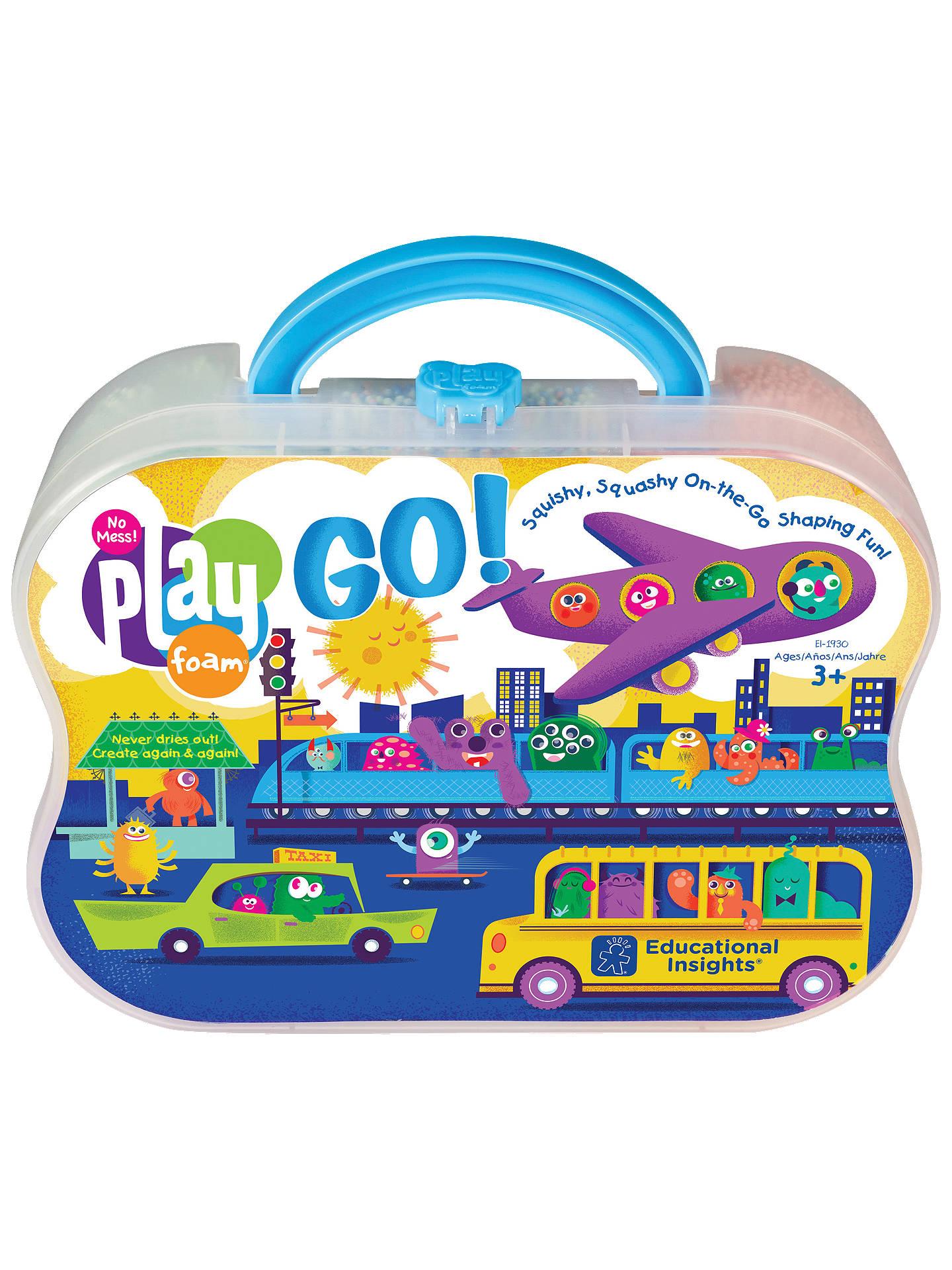 Travel Sized Sensory Toy EI-1930 Educational Insights Playfoam Go