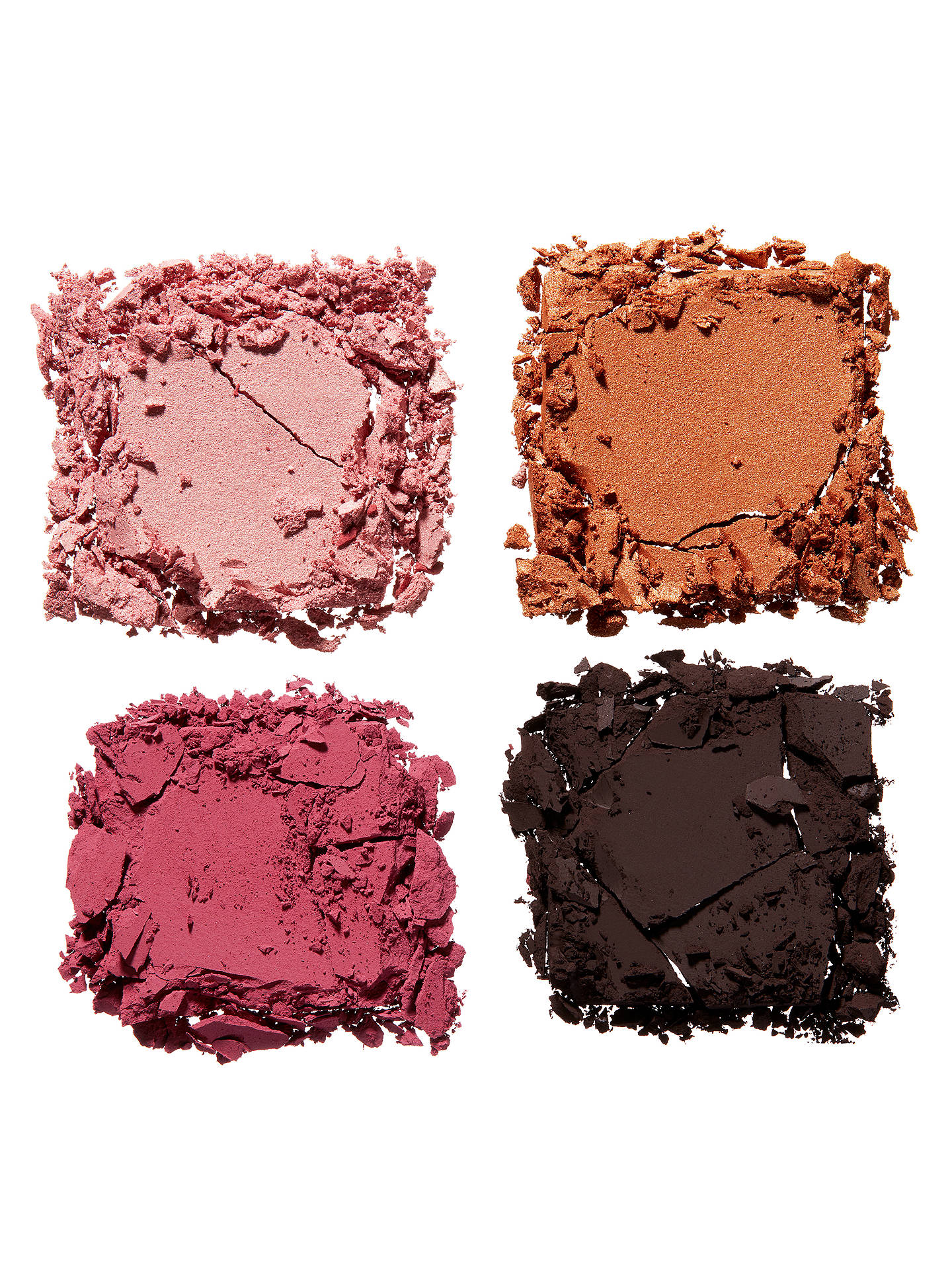 Buy Shiseido Essential Eye Palette, Jizoh Street Reds 08 Online at johnlewis.com