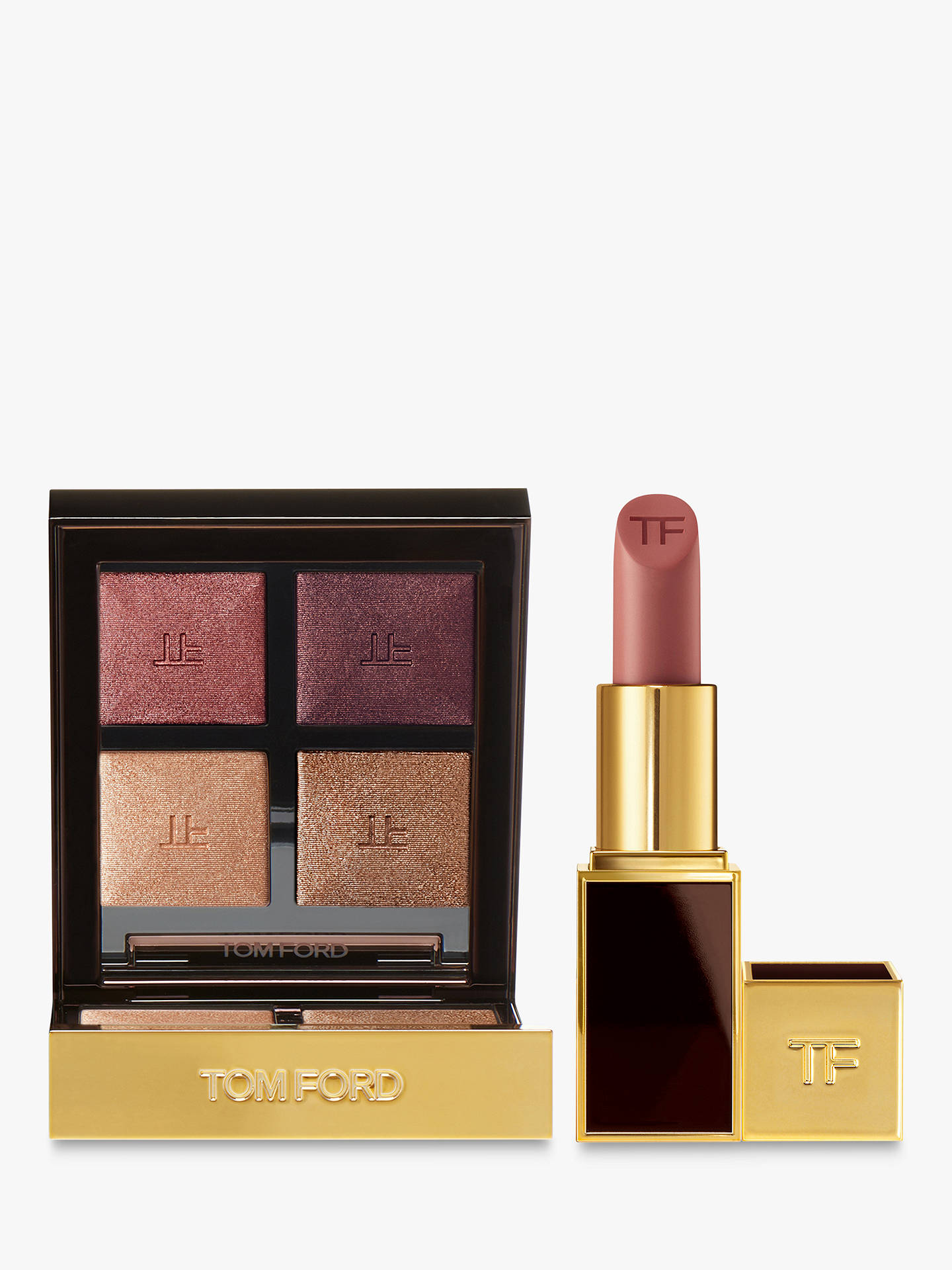 Buy TOM FORD Classic Eye & Lip Makeup Gift Set Online at johnlewis.com