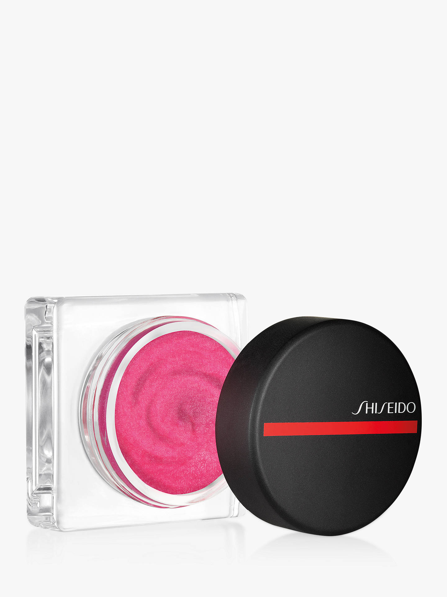 BuyShiseido Minimalist Whipped Powder Blush, Kokei 08 Online at johnlewis.com