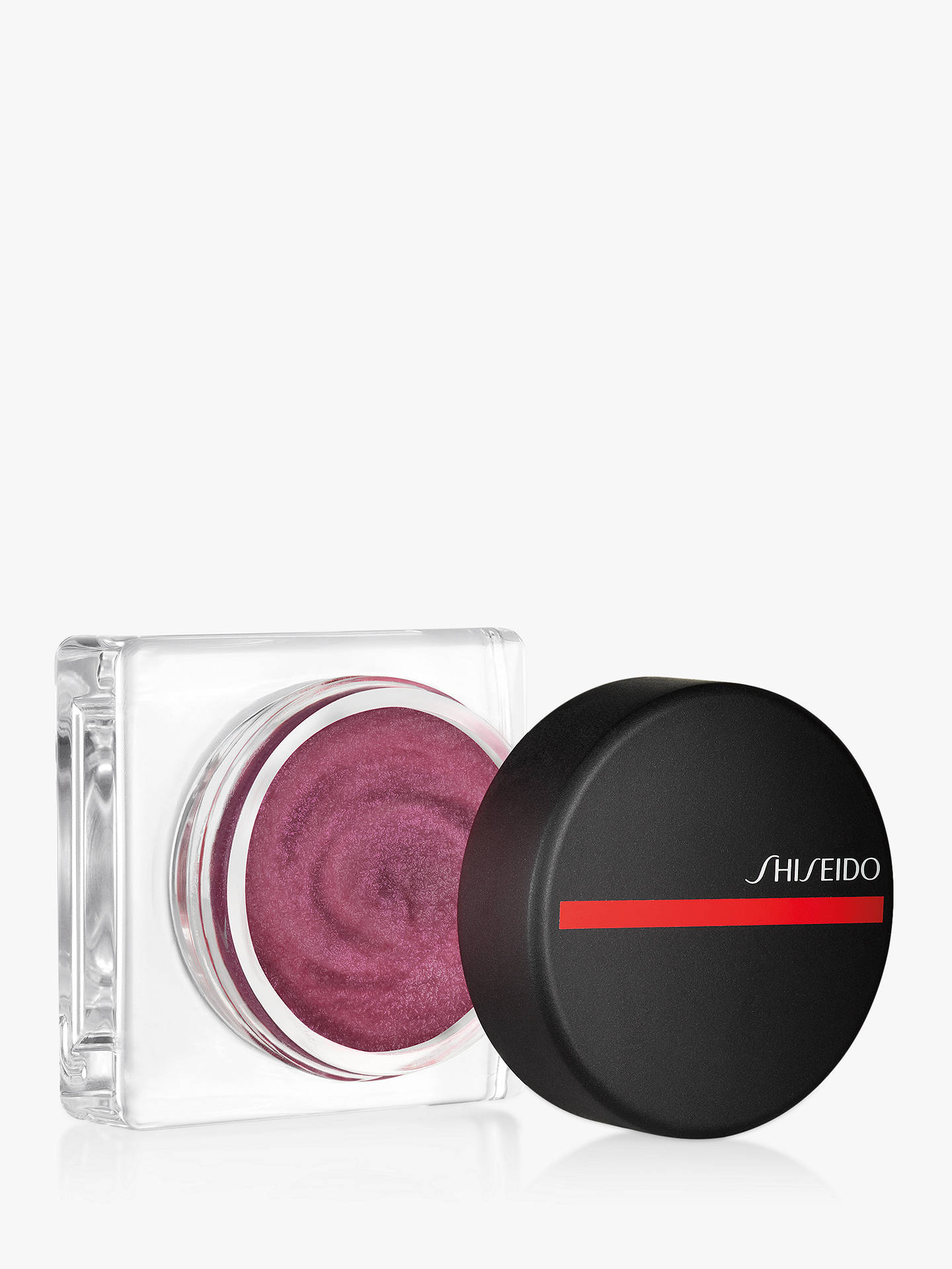 Buy Shiseido Minimalist Whipped Powder Blush, Setsuko 07 Online at johnlewis.com