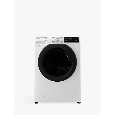 Hoover Dynamic Next DXOA412AHFN Washing Machine, 12kg Load, 1600rpm, A+++ Energy Rating, White
