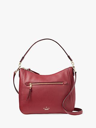 Kate Spade New York Jackson Street Quincy Leather Shoulder Bag